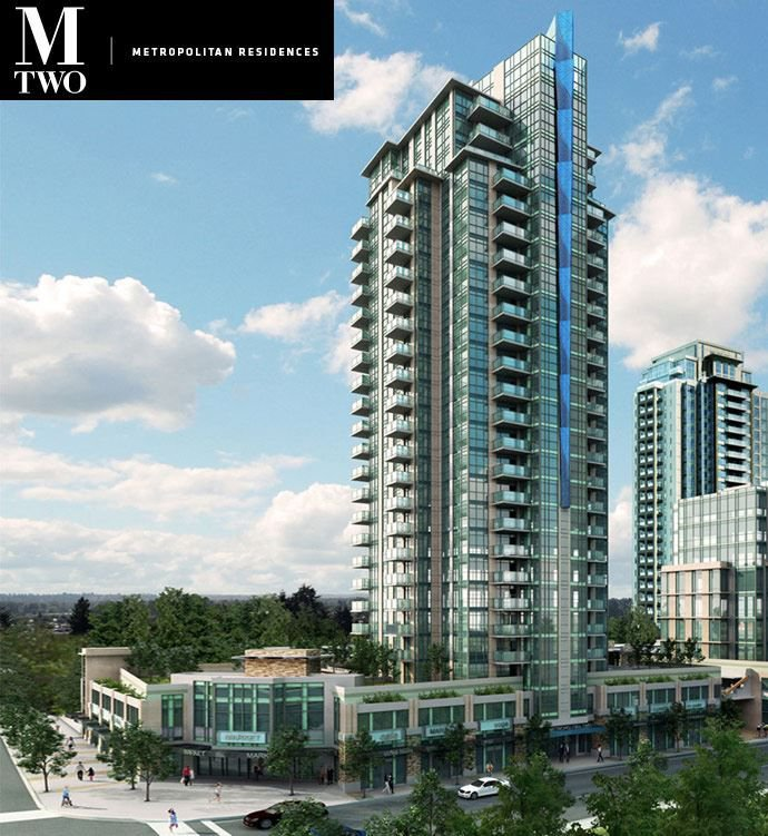 """Main Photo: 908 3008 GLEN Drive in Coquitlam: North Coquitlam Condo for sale in """"M2"""" : MLS®# R2272991"""