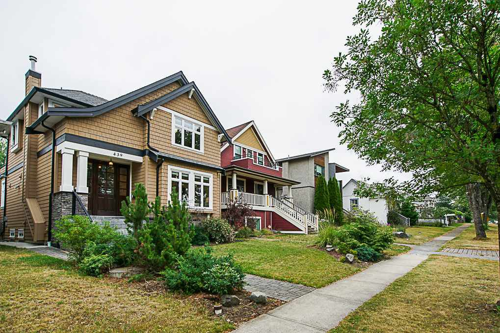 Main Photo: 439 E 46TH Avenue in Vancouver: Fraser VE House for sale (Vancouver East)  : MLS®# R2291804