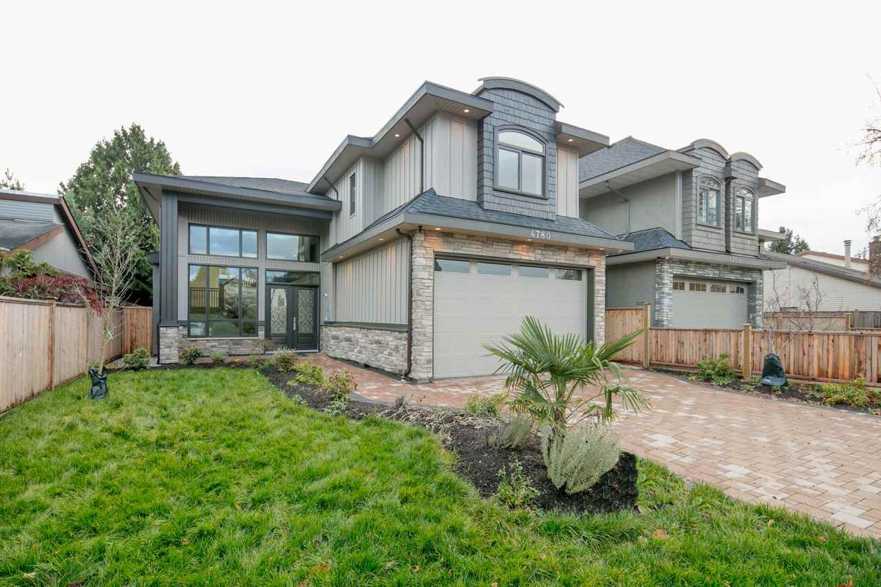Main Photo: 4780 FORTUNE Avenue in Richmond: Steveston North House for sale : MLS®# R2334382