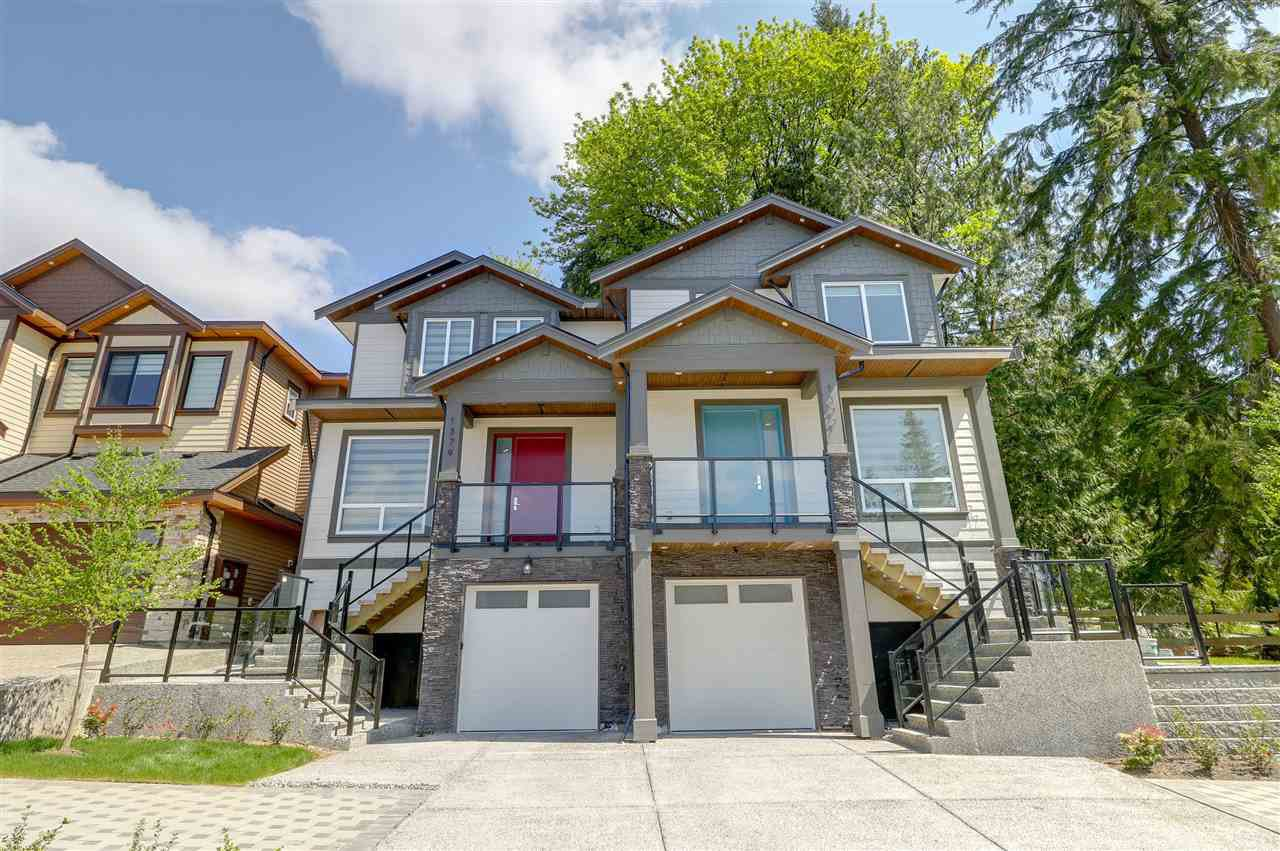 Main Photo: 1377 HAMES Crescent in Coquitlam: Burke Mountain House for sale : MLS®# R2335101