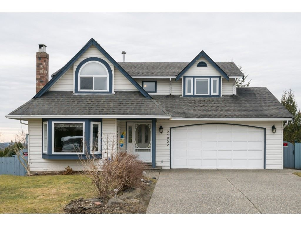 Main Photo: 34932 GLENALMOND Place in Abbotsford: Abbotsford East House for sale : MLS®# R2348997