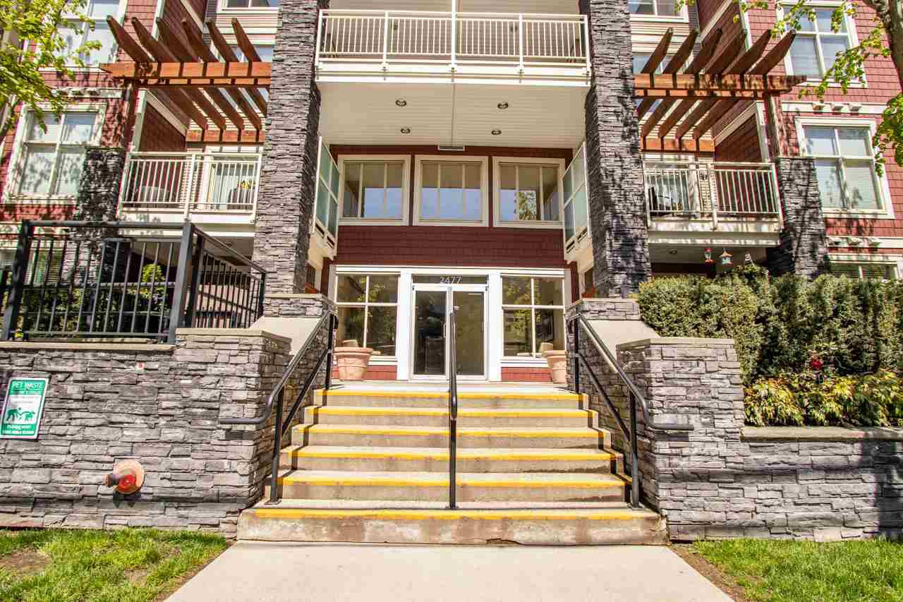 """Photo 2: Photos: 414 2477 KELLY Avenue in Port Coquitlam: Central Pt Coquitlam Condo for sale in """"SOUTH VERDE"""" : MLS®# R2363259"""