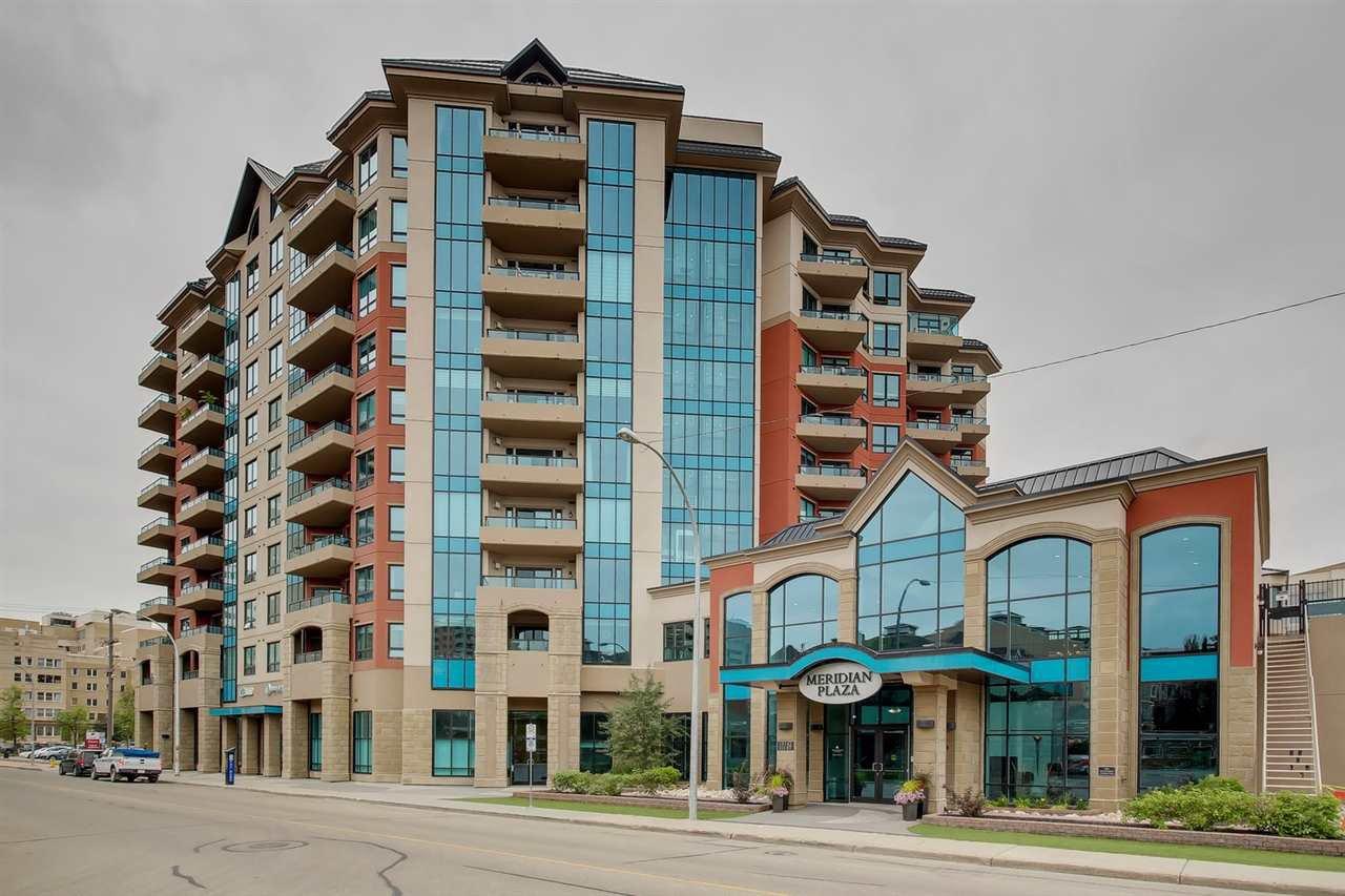 Main Photo: 407 10142 111 Street in Edmonton: Zone 12 Condo for sale : MLS®# E4169624