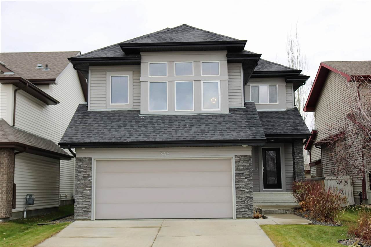 Main Photo: 846 CHAHLEY Way in Edmonton: Zone 20 House for sale : MLS®# E4171756