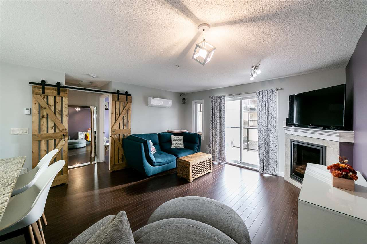 Main Photo: 306 2045 Grantham Court in Edmonton: Zone 58 Condo for sale : MLS®# E4178637