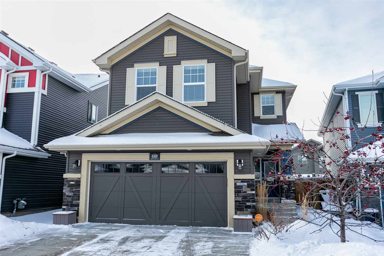 Main Photo: 4369 CRABAPPLE Crescent in Edmonton: Zone 53 House for sale : MLS®# E4185673