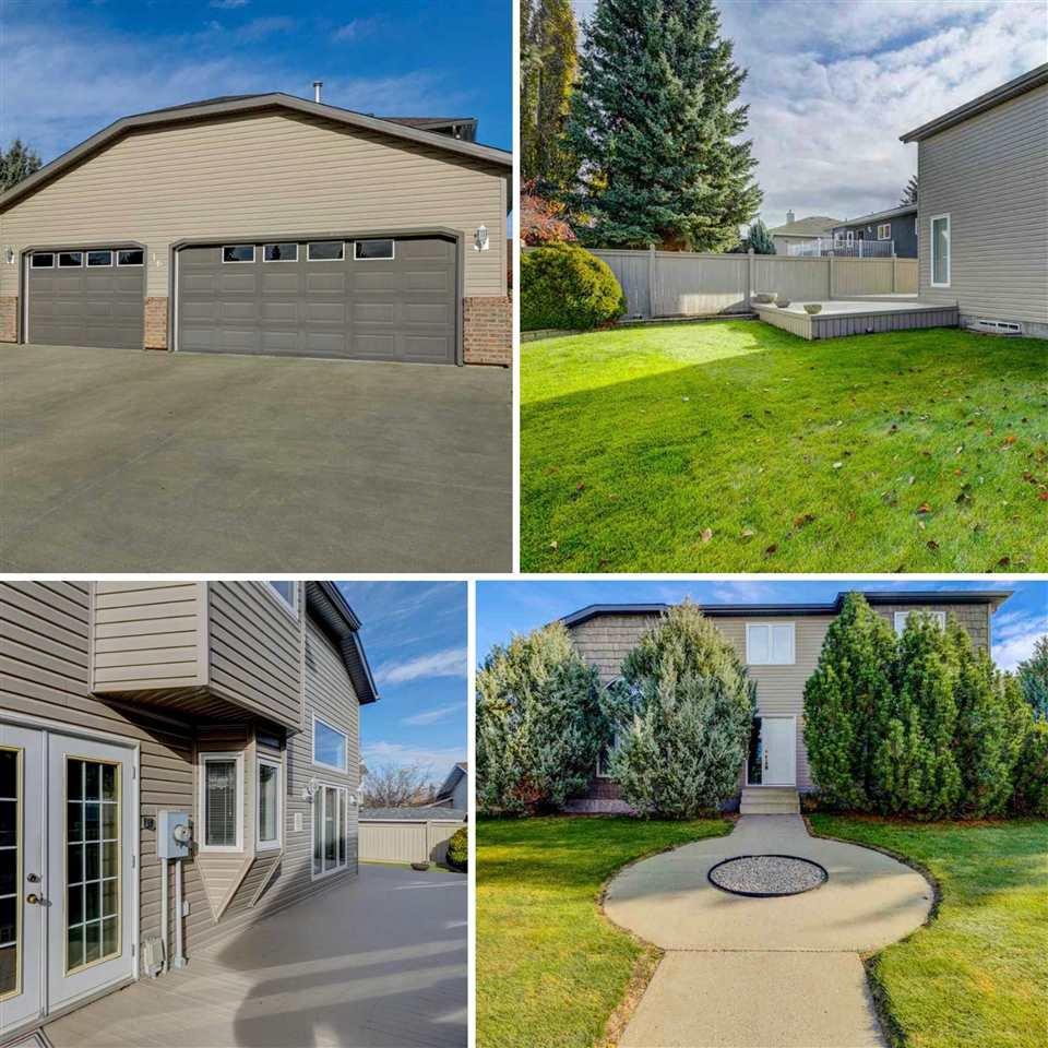 Main Photo: 16 HILLSIDE Way: Stony Plain House for sale : MLS®# E4205189
