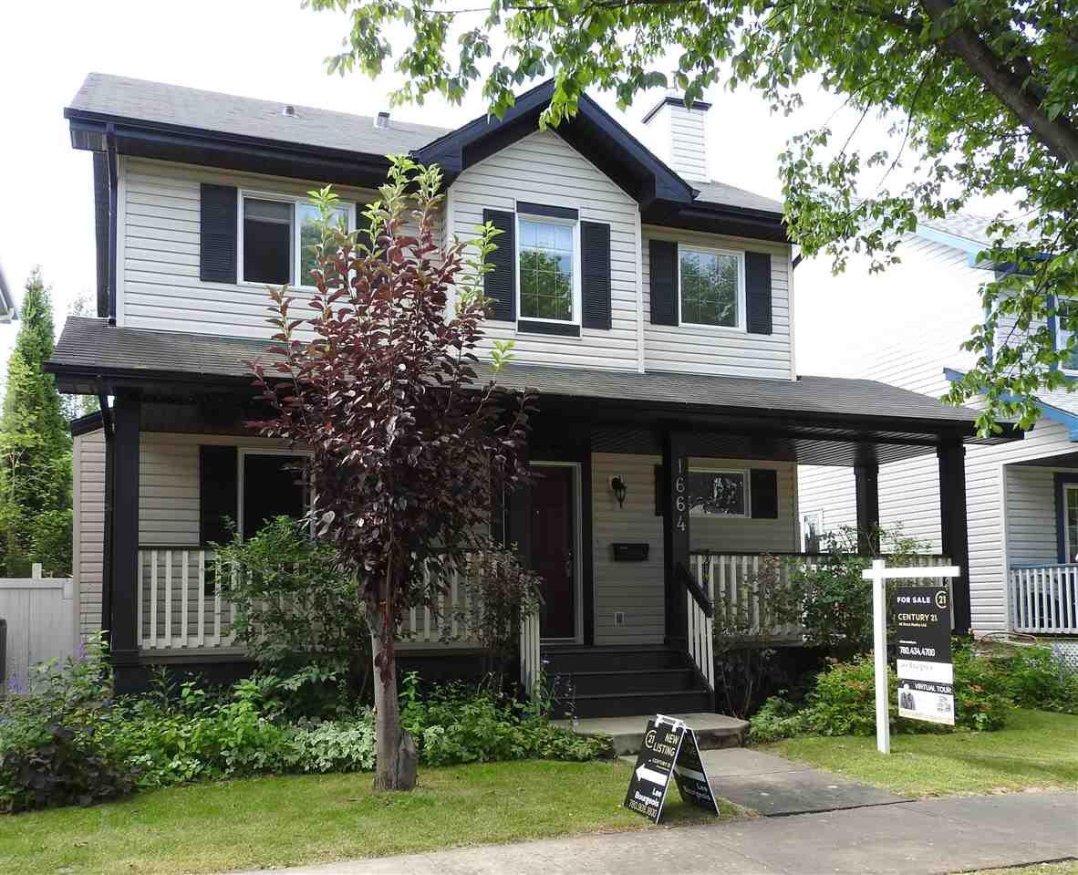 Main Photo: 1664 TOMLINSON Common in Edmonton: Zone 14 House for sale : MLS®# E4208459