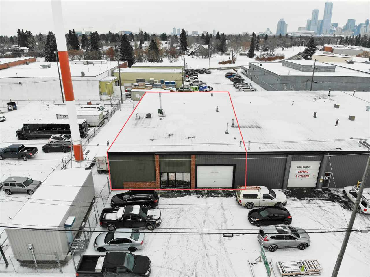 Main Photo: 10925 120 Street NW in Edmonton: Zone 08 Industrial for lease : MLS®# E4224041