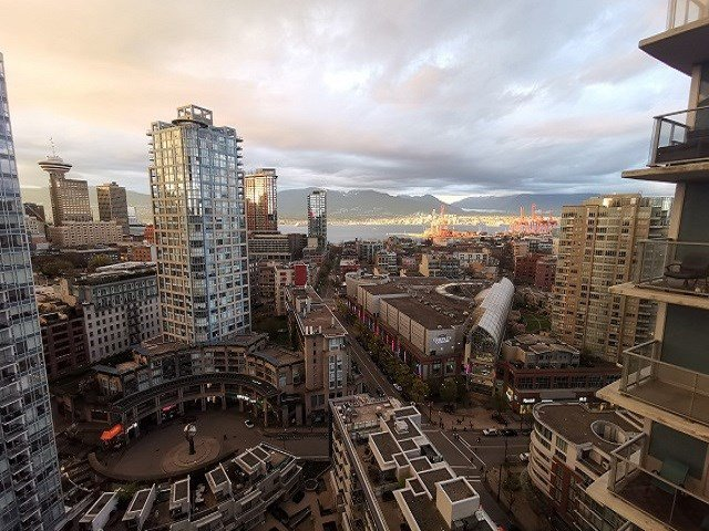Main Photo: 2707 689 ABBOTT STREET in Vancouver: Downtown VW Condo for sale (Vancouver West)  : MLS®# R2519948