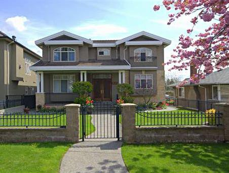 Main Photo: 1288 ROSSER Avenue in Burnaby: Willingdon Heights House for sale (Burnaby North)  : MLS®# V884341