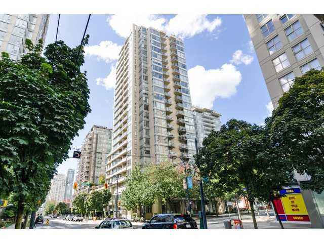 "Main Photo: 1203 1001 RICHARDS Street in Vancouver: Downtown VW Condo for sale in ""MIRO"" (Vancouver West)  : MLS®# V1029067"