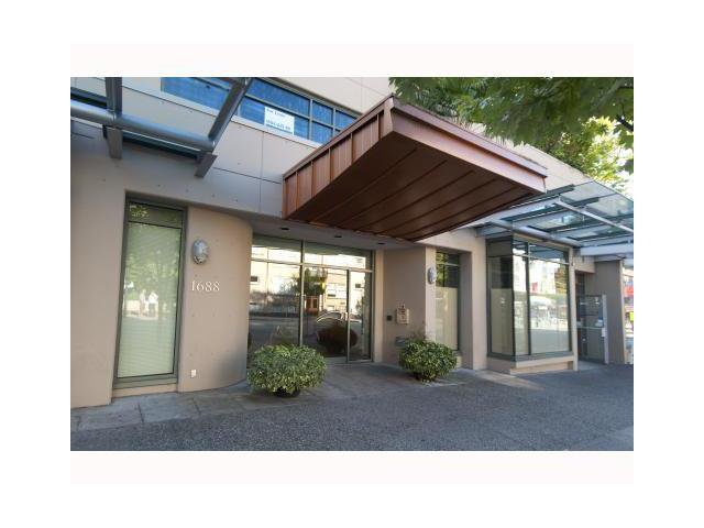 """Photo 2: Photos: 304 1688 ROBSON Street in Vancouver: West End VW Condo for sale in """"Pacific Robson Palais"""" (Vancouver West)  : MLS®# V1042501"""