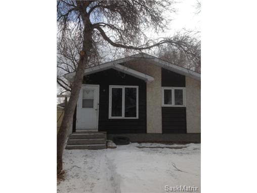 Main Photo: 469 TORONTO Street in Regina: Churchill Downs Single Family Dwelling for sale (Regina Area 03)  : MLS®# 494090