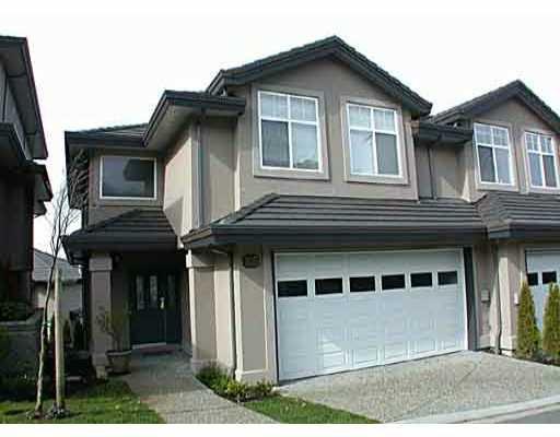 Main Photo: 105 678 CITADEL DR in Port_Coquitlam: Citadel PQ Townhouse for sale (Port Coquitlam)  : MLS®# V332808
