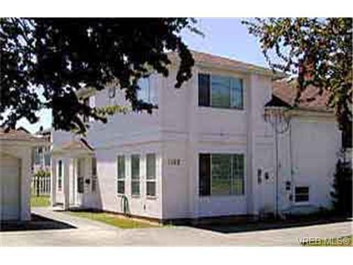 Main Photo: 1101 Haultain Street in VICTORIA: Vi Oaklands Strata Duplex Unit for sale (Victoria)  : MLS®# 145699