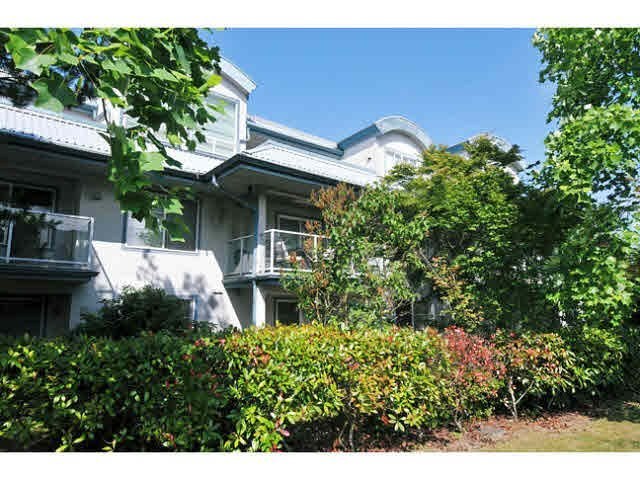 "Main Photo: 201 11519 BURNETT Street in Maple Ridge: East Central Condo for sale in ""STANFORD GARDENS"" : MLS®# V1126346"