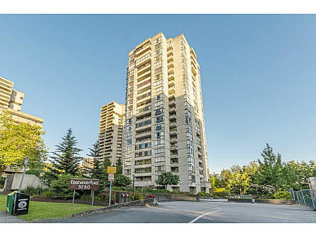 "Main Photo: 1907 9280 SALISH Court in Burnaby: Sullivan Heights Condo for sale in ""EDGEWOOD PLACE"" (Burnaby North)  : MLS®# V1128708"
