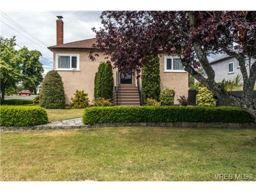 Main Photo: 3102 Earl Grey St in VICTORIA: SW Gorge House for sale (Saanich West)  : MLS®# 735746