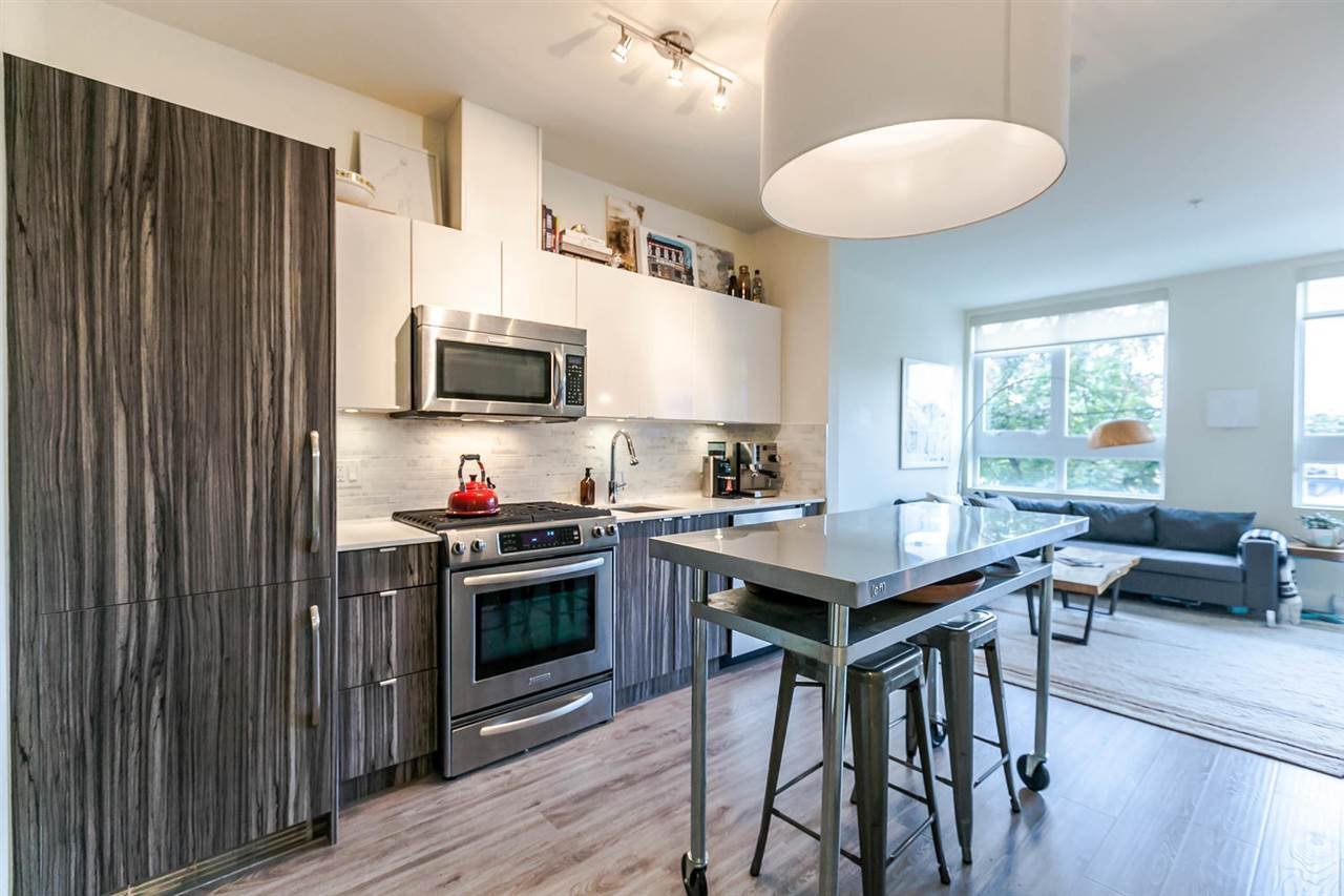 """Main Photo: 220 2250 COMMERCIAL Drive in Vancouver: Grandview VE Condo for sale in """"MARQUEE"""" (Vancouver East)  : MLS®# R2115569"""