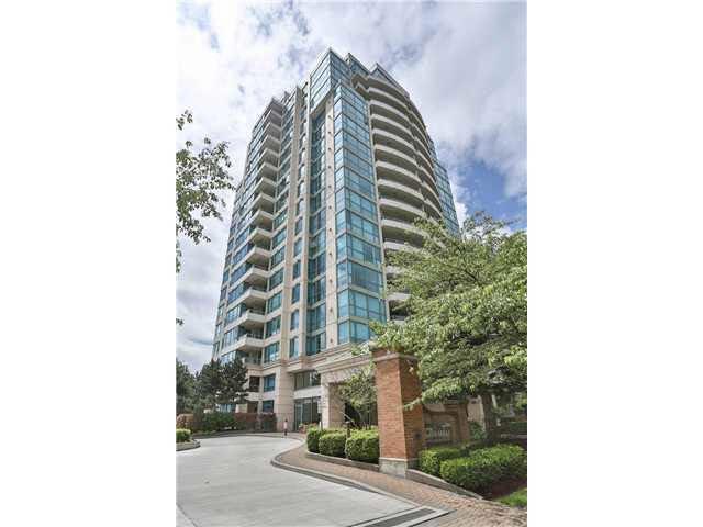 Main Photo: 1704 6622 SOUTHOAKS CRESCENT in : Highgate Condo for sale : MLS®# V1011476