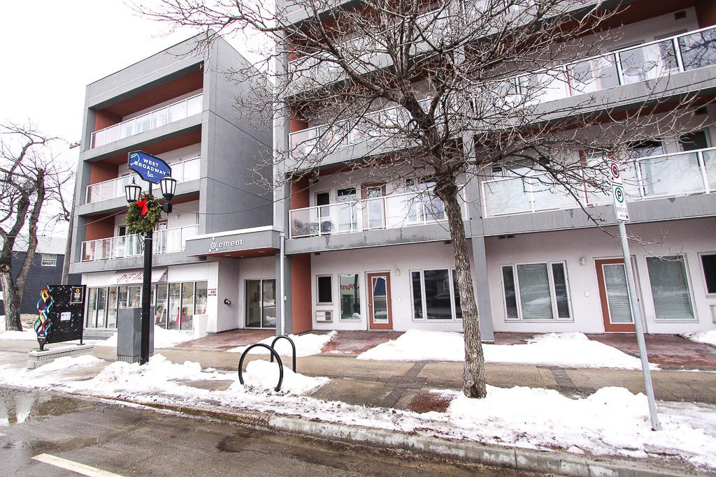 Main Photo: 155 Sherbrook Street in Winnipeg: West Broadway Condominium for sale (5A)  : MLS®# 1701459