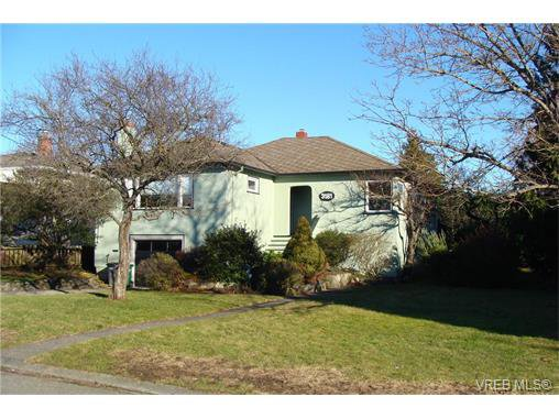 Main Photo: 3181 Kingsley St in VICTORIA: SE Camosun Single Family Detached for sale (Saanich East)  : MLS®# 749826