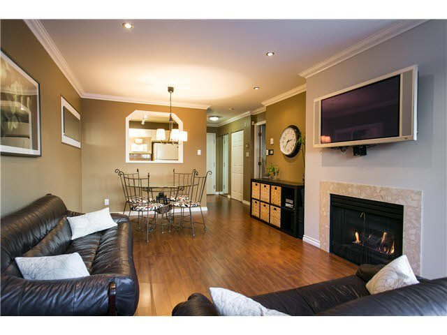 Main Photo: 101 8535 JONES ROAD in Richond: Brighouse South Condo for sale ()  : MLS®# V1036173