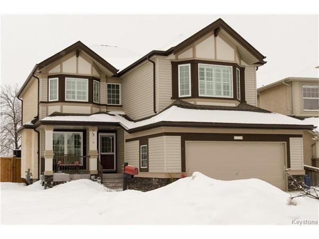 Photo 1: Photos: 151 St Moritz Road in Winnipeg: All Season Estates Residential for sale (3H)  : MLS®# 1704693