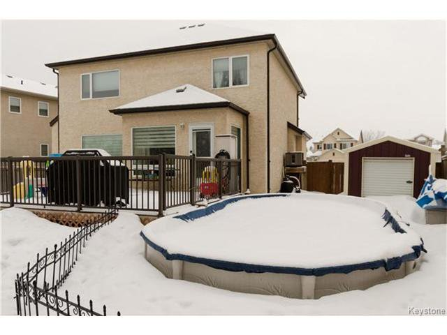 Photo 20: Photos: 151 St Moritz Road in Winnipeg: All Season Estates Residential for sale (3H)  : MLS®# 1704693