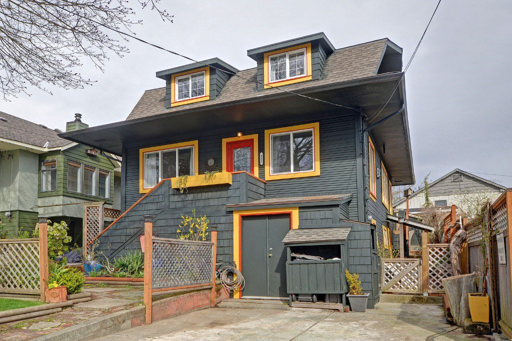 Main Photo: 849 Fleming Street in VICTORIA: Es Old Esquimalt Single Family Detached for sale (Esquimalt)  : MLS®# 376370