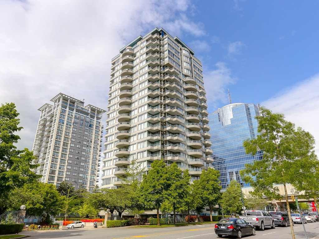 "Main Photo: 604 13383 108 Avenue in Surrey: Whalley Condo for sale in ""CORNERSTONE 1"" (North Surrey)  : MLS®# R2169205"