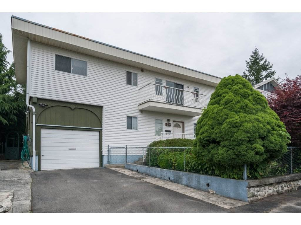 Main Photo: 913 MADORE Avenue in Coquitlam: Central Coquitlam House for sale : MLS®# R2176271