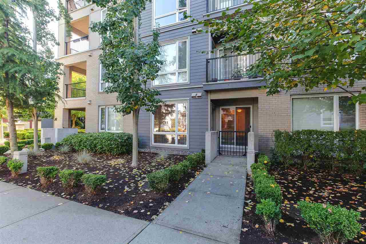 "Main Photo: 123 13321 102A Avenue in Surrey: Whalley Condo for sale in ""AGENDA"" (North Surrey)  : MLS®# R2224355"