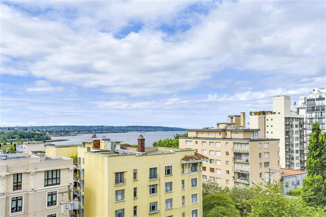 Main Photo: 604 1436 Harwood in Vancouver: Condo for sale (Vancouver West)  : MLS®# R2187576