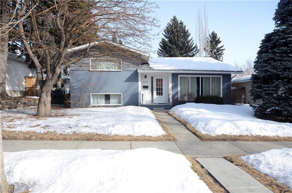 Main Photo: 1240 40 Avenue NW in Calgary: Highwood House for sale : MLS®# C4170298