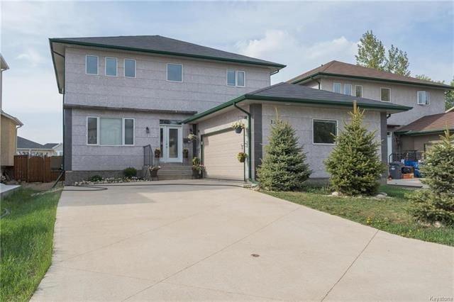 Main Photo: 1221 Fairfield Avenue in Winnipeg: Fairfield Park Residential for sale (1S)  : MLS®# 1804780