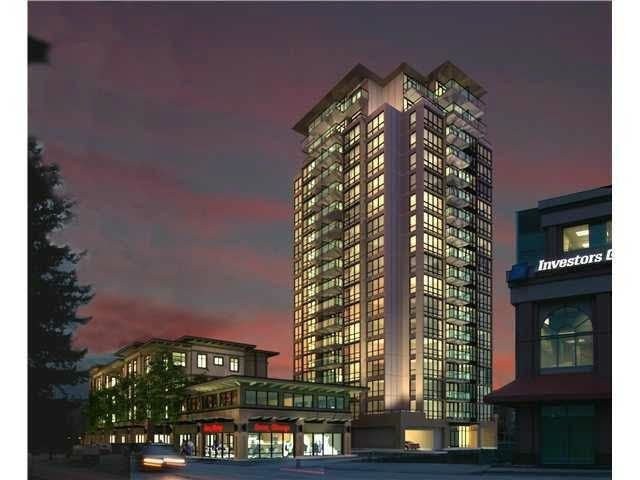 """Main Photo: 1105 2959 GLEN Drive in Coquitlam: North Coquitlam Condo for sale in """"THE PARC"""" : MLS®# R2246233"""