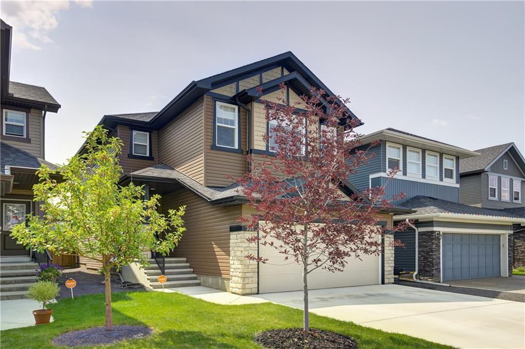 Main Photo: 351 EVANSPARK Garden NW in Calgary: Evanston Detached for sale : MLS®# C4197568