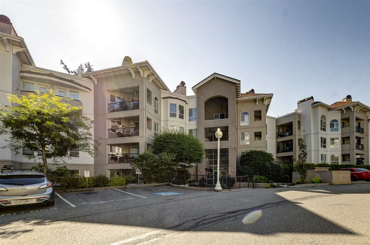 "Main Photo: 403 3176 GLADWIN Road in Abbotsford: Central Abbotsford Condo for sale in ""REGENCY PARK"" : MLS®# R2303273"