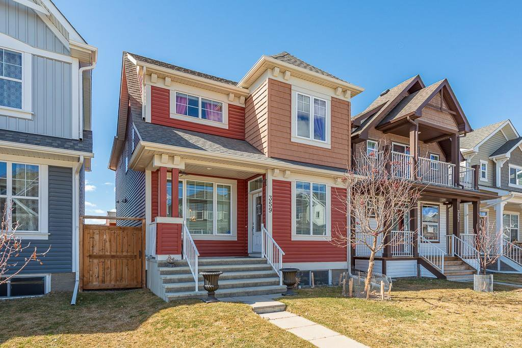 Main Photo: 359 AUBURN CREST Way SE in Calgary: Auburn Bay Detached for sale : MLS®# C4241406