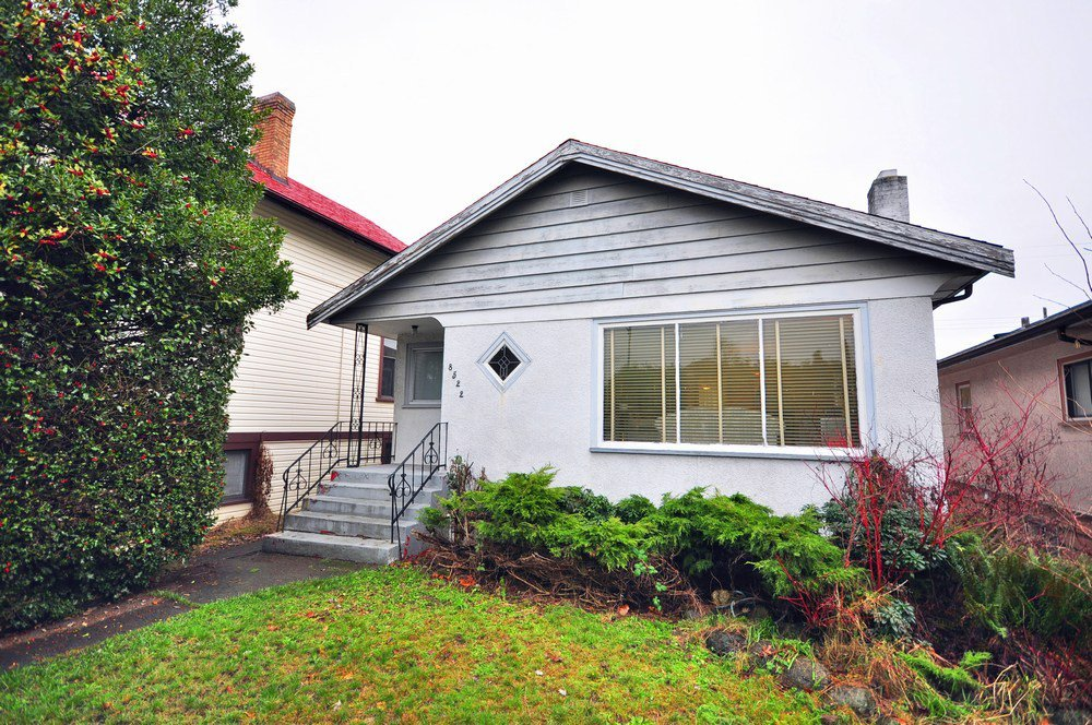 Main Photo: 8522 Oak St in Vancouver: Marpole Home for sale ()  : MLS®# V803361
