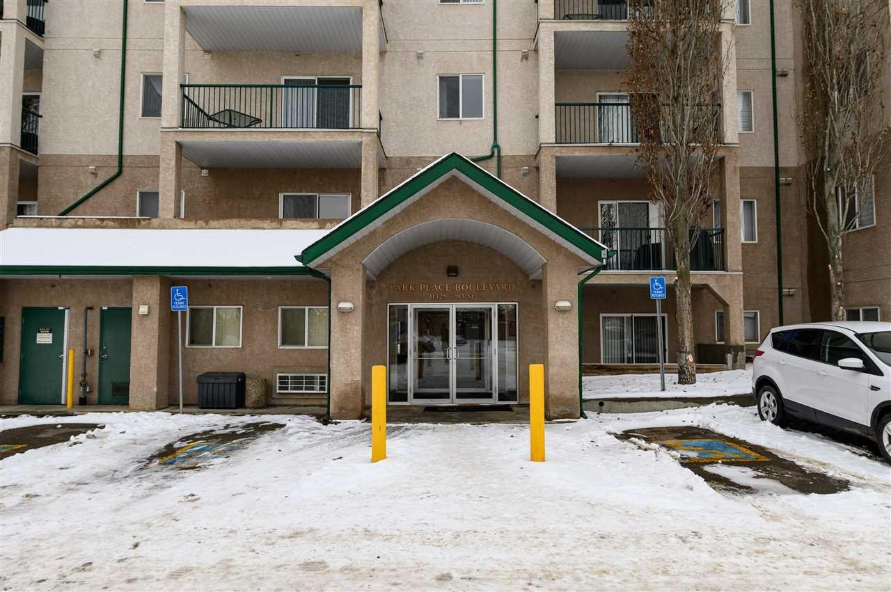 Main Photo: 406 11325 83 Street in Edmonton: Zone 05 Condo for sale : MLS®# E4180607