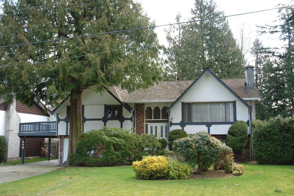 "Main Photo: 856 51A Street in Tsawwassen: Tsawwassen Central House for sale in ""CLIFF DRIVE"" : MLS®# V879158"