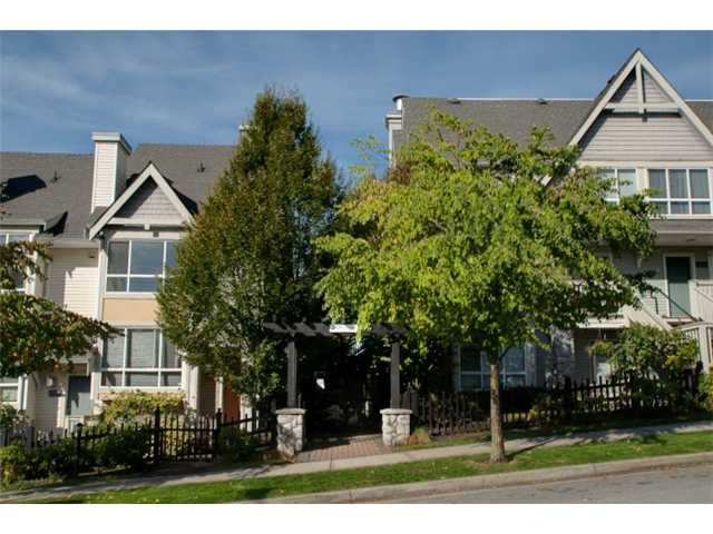 Main Photo: 7329 Magnolia Terrace in Burnaby: Highgate Townhouse for sale (Burnaby South)  : MLS®# V912785