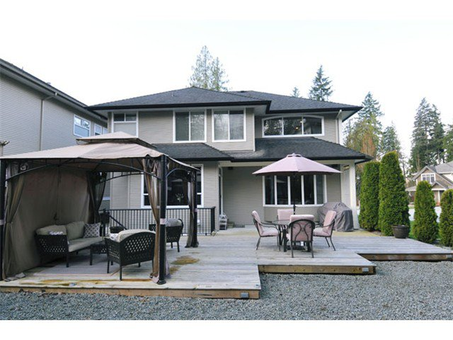 """Photo 17: Photos: 10658 244TH Street in Maple Ridge: Albion House for sale in """"MAPLE CREST"""" : MLS®# V1053982"""