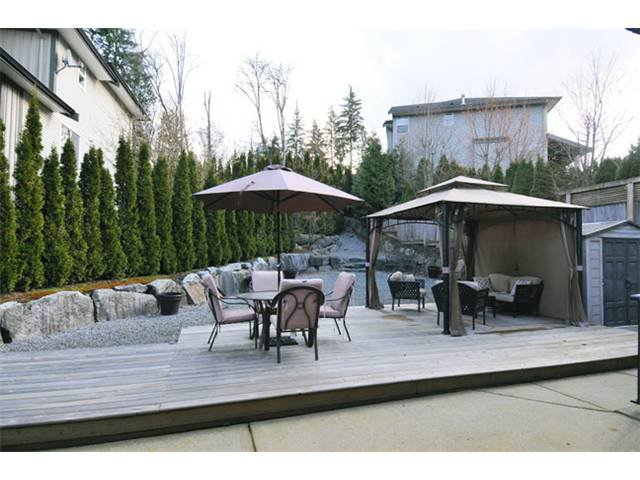 """Photo 16: Photos: 10658 244TH Street in Maple Ridge: Albion House for sale in """"MAPLE CREST"""" : MLS®# V1053982"""