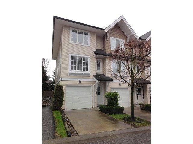 "Main Photo: 78 20560 66TH Avenue in Langley: Willoughby Heights Townhouse for sale in ""Amberleigh"" : MLS®# F1408108"