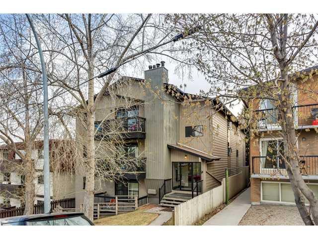 Main Photo: 402 409 1 Avenue NE in CALGARY: Crescent Heights Condo for sale (Calgary)  : MLS®# C3615443