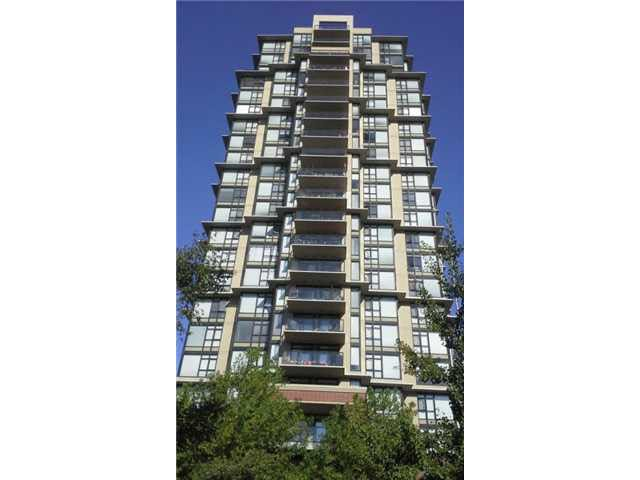 Main Photo: 1601 15 E ROYAL Avenue in New Westminster: Fraserview NW Condo for sale : MLS®# V1140313